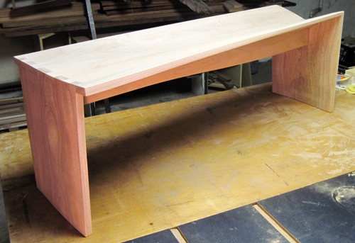 bench built blog 2
