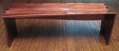 bench profile blog